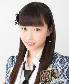 2017 NMB48 Ishizuka Akari