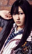 AKB48 Mayu Watanabe lovely photo wallpapers 480x800 (09)