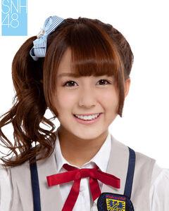 SNH48 TangMin 2013