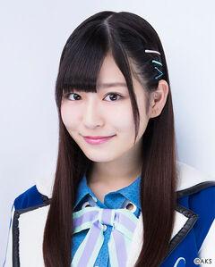 2017 HKT48 Tsukiashi Amane