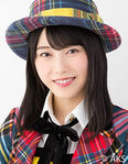 2018 AKB48 Yokoyama Yui