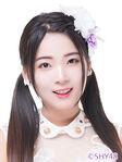 Li Qing SHY48 June 2017