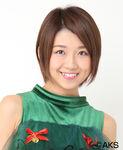 Isohara Kyoka SKE48 Christmas 2015