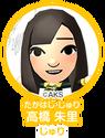 Takahashi Juri AKBMe
