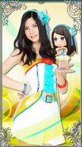 SKE48 Mizuno Honoka Card