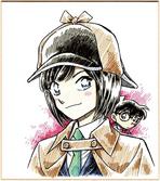 Atsuko Maeda and Conan