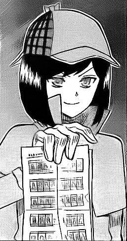 MurderMystery ListOfSuspects Manga