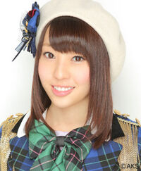 AKB48SatsujinJiken FujieReina 2012