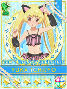 GALAXY CINDERELLA OF GALAXY SELECTION ROUND 4 YUUKA