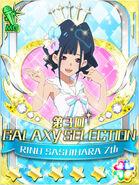 GALAXY CINDERELLA OF GALAXY SELECTION ROUND 3 SASHIKO