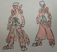 Seifer Norrington FlameBlade Master Mode