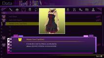 Shizuku's Dress (Top) -Dark-