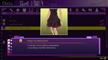 Shizuku's Dress (Bottom) -Dark-