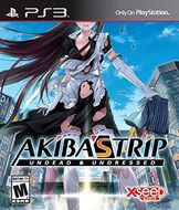 Akiba's Trip 2 PS3 North America Cover Art