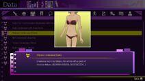 Shizuku's Underwear -Dark-
