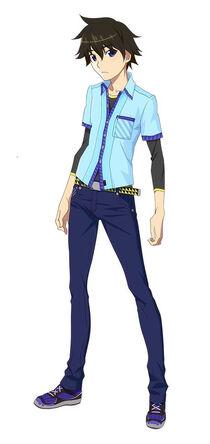 Nanashi (Akiba's Trip 2)