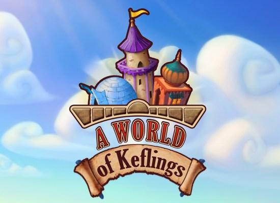 A World Of Keflings Logo