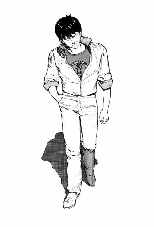 Shotaro Kaneda Manga Akira Wiki Fandom