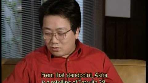 Interview with Akira creator Katsuhiro Otomo (1 4)