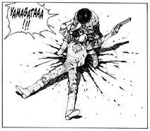 Yagamata's tragic death