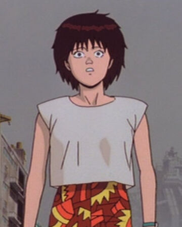 Kaori Anime Akira Wiki Fandom