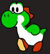 Green Yoshi!