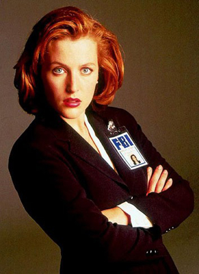 Scully Akte X