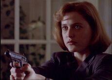 Dana Scully frühe Episoden