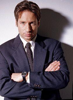 Agent Mulder
