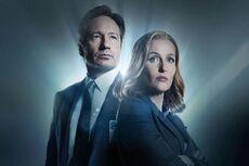 Mulder Scully 2016 Staffel 10