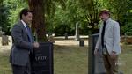 Mulder und Scully gegen das Wer-Monster