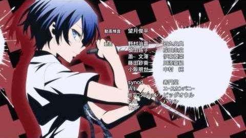 » Akuma no Riddle 悪魔のリドル ED Ending