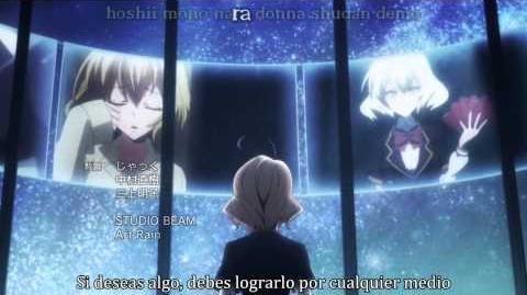 Akuma no Riddle Ending 11 Sub Español HD Hashiri Nio