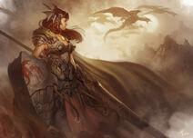 Dragon hunter by dleoblack-d3f31xt