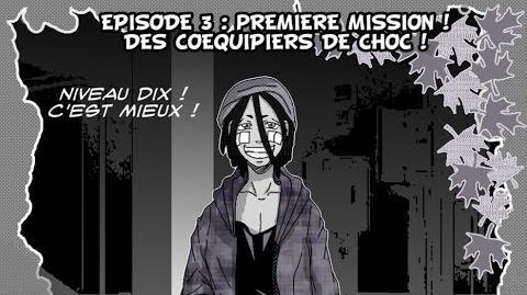 Episode 3 Première Mission ! Des coéquipiers de choc ! Akwaro Phenomenon (2014)