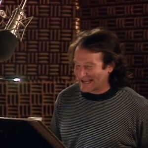 Robin Williams Aladdin Wiki Fandom Select from premium valerie velardi of the highest quality. robin williams aladdin wiki fandom