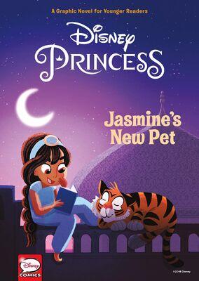 Disney Princess - Jasmine's New Pet