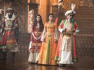 Jasmine & the Sultan LA