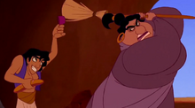 Aladdin and Bakhtawar in One Jump Ahead