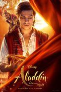 Aladdin LA Character Poster 01