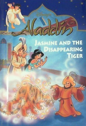 Jasmine and the Disappearing Tiger