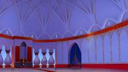 Palace throne room