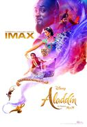 Aladdin 2019 IMAX Poster