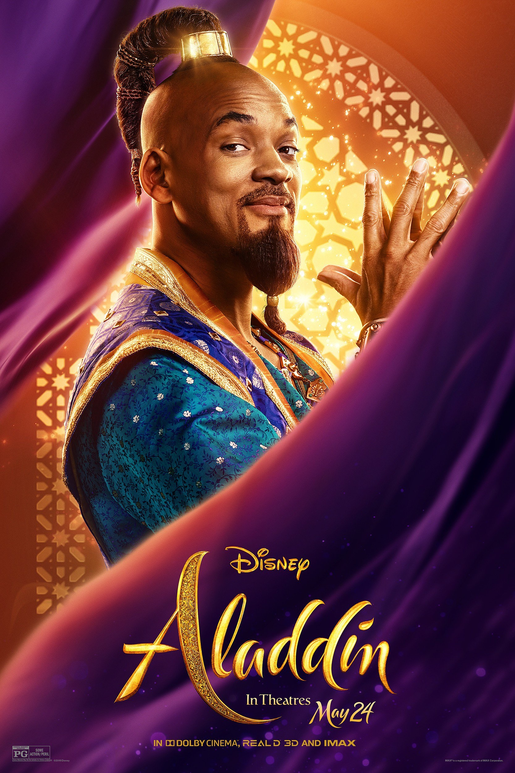 Genie (2019) | Aladdin Wiki | FANDOM powered by Wikia