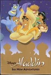 Aladdin Six New Adventures