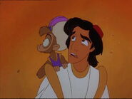 Prince Al with fez Return