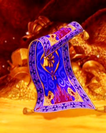 Magic Carpet Aladdin Wiki Fandom