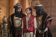 Aladdin & Guards LA