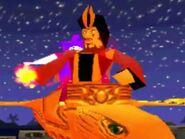 The Evil Sultan orange