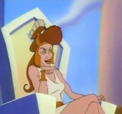 Queen Hippsodeth